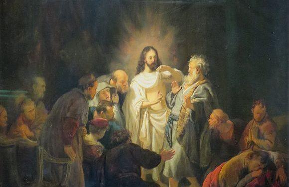 II Domingo después de Pascua – Felices los que sin ver, han creído