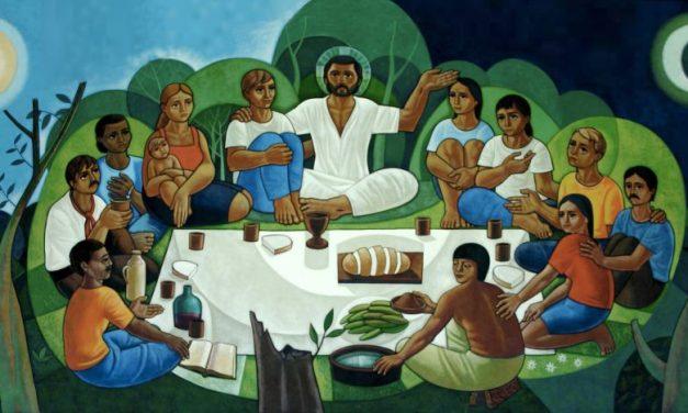 XX Domingo del Tiempo Ordinario – Yo soy el pan vivo bajado del cielo