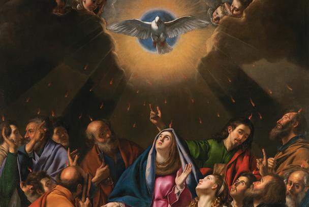 Homilía del Domingo de Pentecostés – La venida del Espíritu Santo
