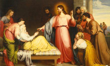 V Domingo del Tiempo Ordinario – Acción y oración de Jesús