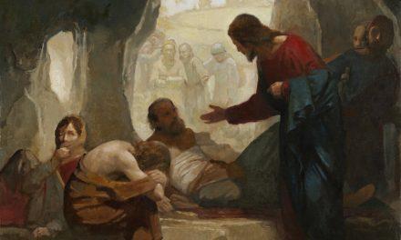 VI Domingo del Tiempo Ordinario – Jesús cura a un leproso