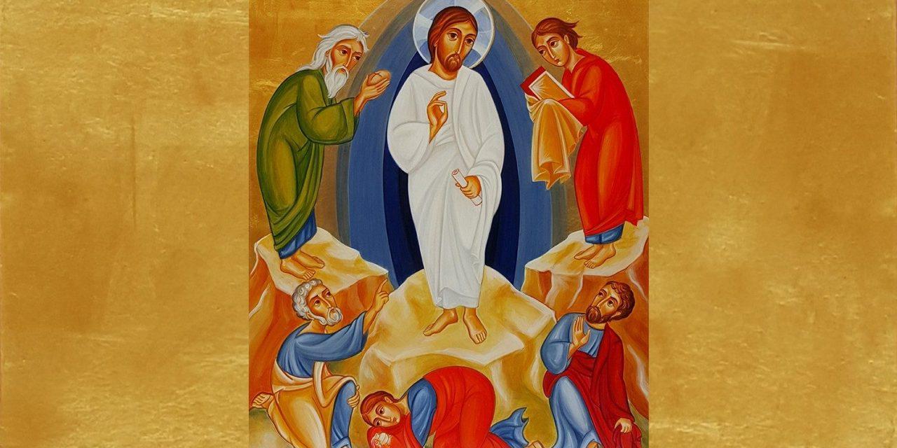 II Domingo de Cuaresma – La Transfiguración del Señor