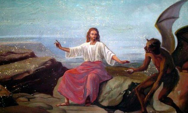 I Domingo de Cuaresma – Las Tentaciones de Jesús en el desierto