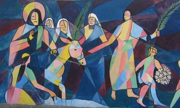 """Domingo de Ramos – """"Hay que cargar la cruz imitando a Jesús"""""""