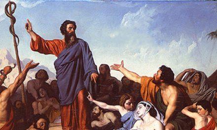 IV Domingo de Cuaresma –  Un camino hacia la salvación que Dios nos anuncia
