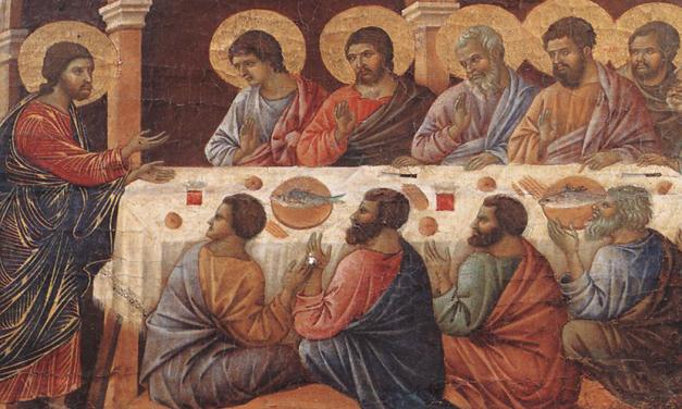 III Domingo de Pascua – La comida con el Resucitado