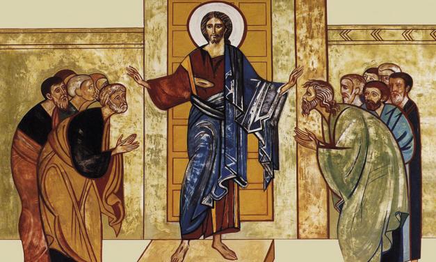 II Domingo de Pascua – Jesús resucitado trae dones a sus discípulos