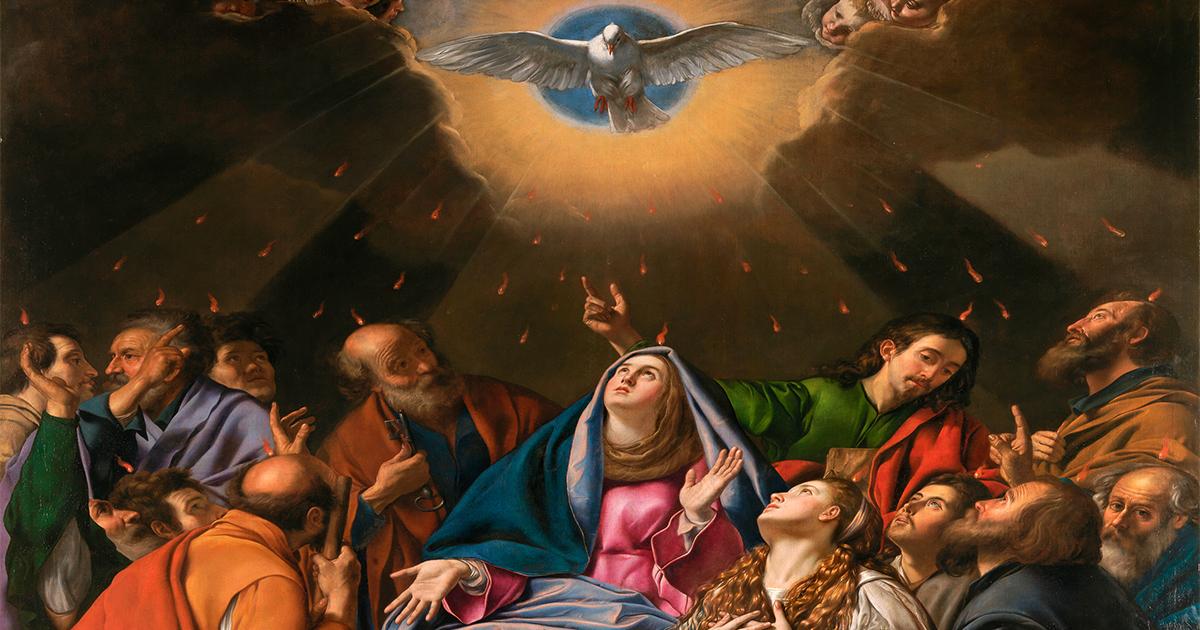 Pentecostés – Fiesta del Espíritu Santo