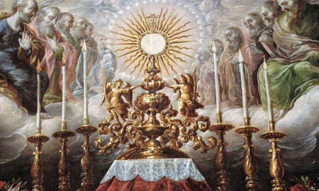 Corpus Christi: Jesús nos da su propio Cuerpo para darnos vida