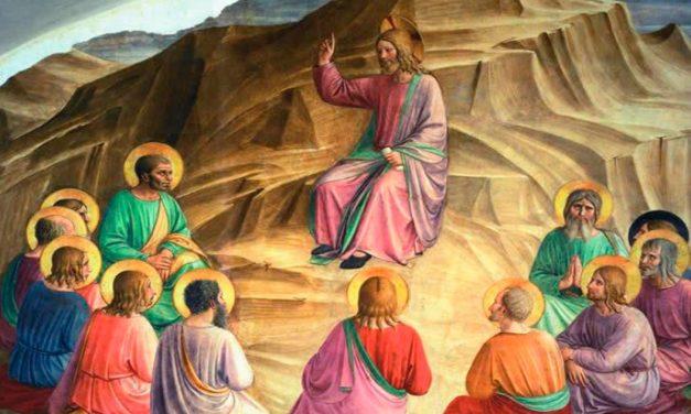 El Señor recomienda paz y silencio
