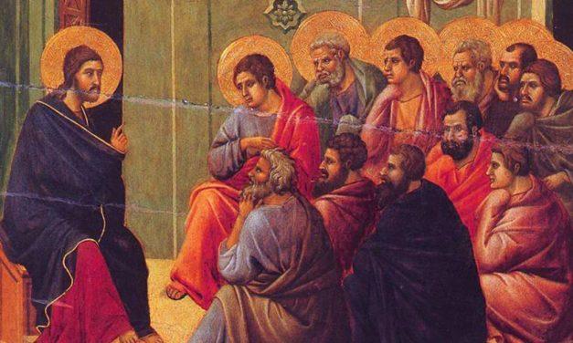 Jesús nos da una lección fundamental